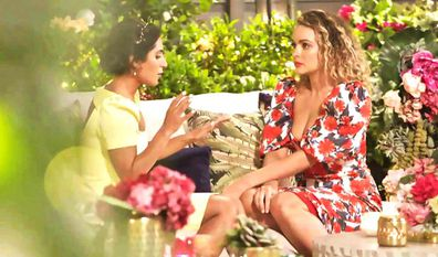 The Bachelor Australia, Matt Agnew, Abbie Chatfield, Sogand Mohtat, confrontation