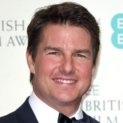 Tom Cruise now...
