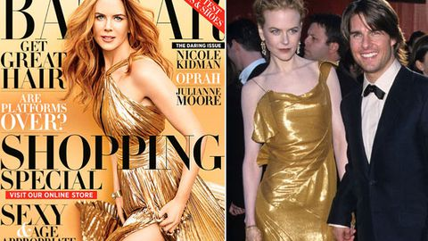 'I didn't feel comfortable at all': Nicole Kidman on life as Tom Cruise's unknown wife