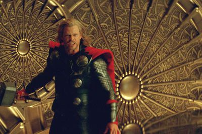 Thor-some! Chris Hemsworth proved his mettle as an action superstar, and surprisingly bona fide comic actor. <i>Thor</i> worked because of that tongue-in-cheek sense of humour mixed with big-budget thrills ... oh, and Natalie Portman, that lucky charm. Did we mention how awesome we think she is?