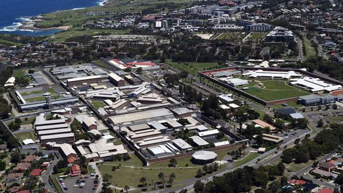 The Long Bay Correctional Centre in Sydney.