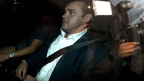 Ben McCormack was arrested and charged in April. (AAP)