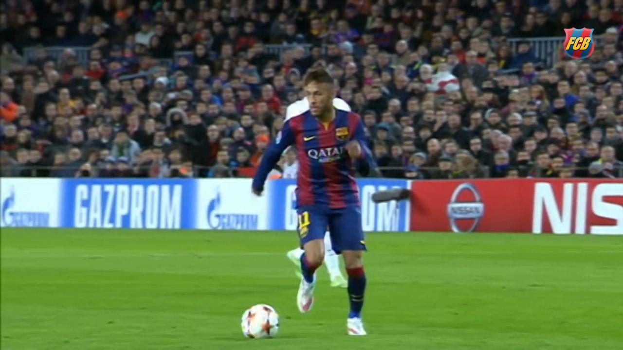 Neymar to smash transfer record