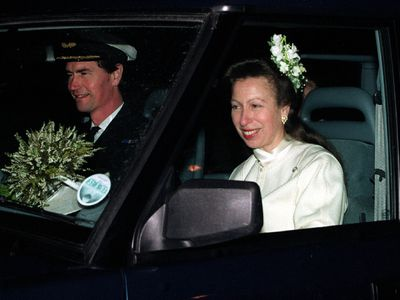 Tim Laurence and Princess Anne, 29 years