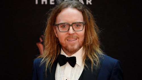 Tim Minchin arrives at the 2019 AACTA Awards at the Star in Sydney, Wednesday, December 4, 2019.