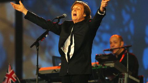 Paul McCartney got paid $1.57 for Olympics opening ceremony gig