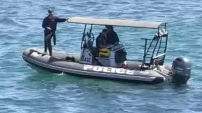 Search to resume in morning for missing fisherman