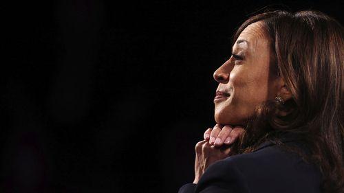 Kamala Harris during the debate.