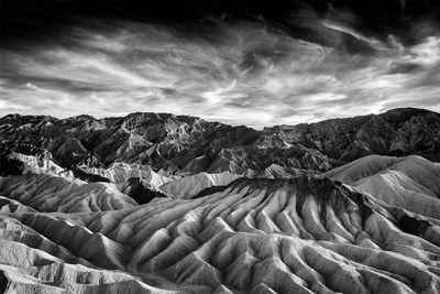 First Place, Infrared Black & White