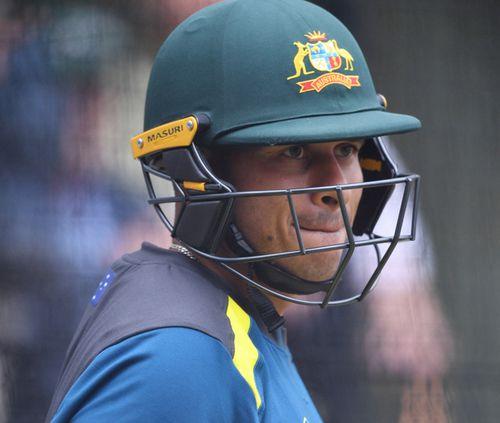 Australian cricketer Usman Khawaja.