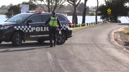 A Victorian man was holidaying with family at Paynesville beach when he got into trouble out in the water. The sixth drowning in the state in just nine days.