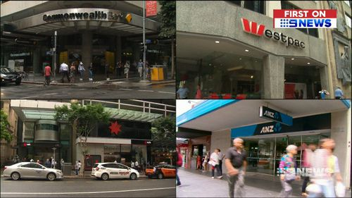 Banks are trying to attract customers with term deposits with short investment periods. Picture: 9NEWS