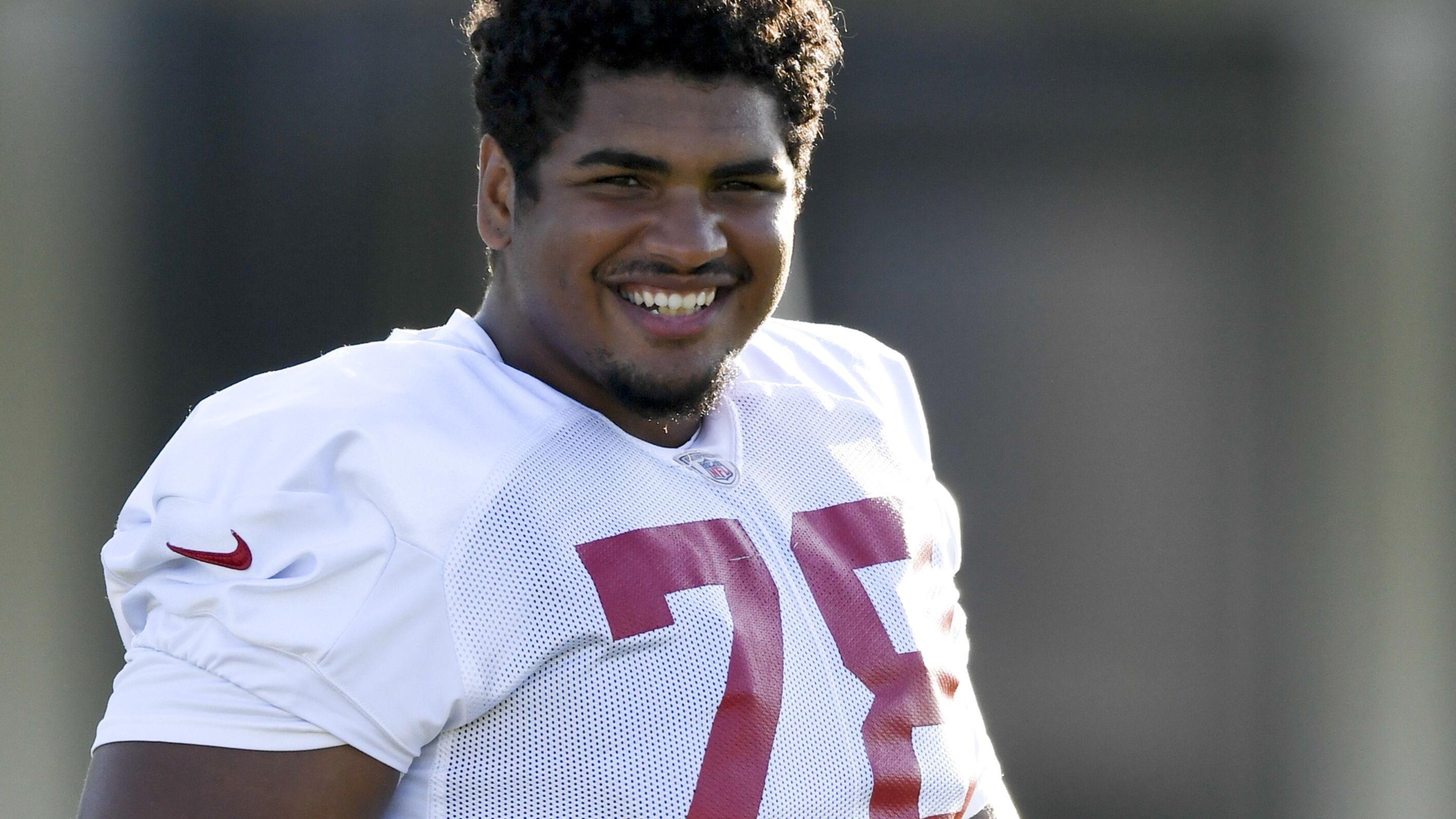 NFL rookie monster Tristan Wirfs eats a ridiculous amount of food every day
