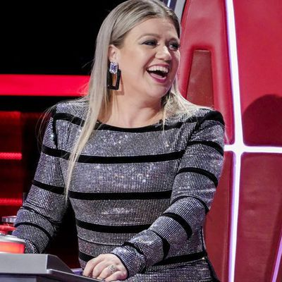 Kelly Clarkson in The Voice US