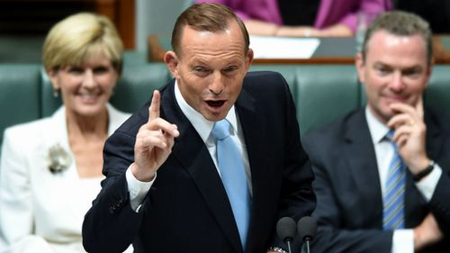 Tony Abbott apologises over job losses 'holocaust' gaffe