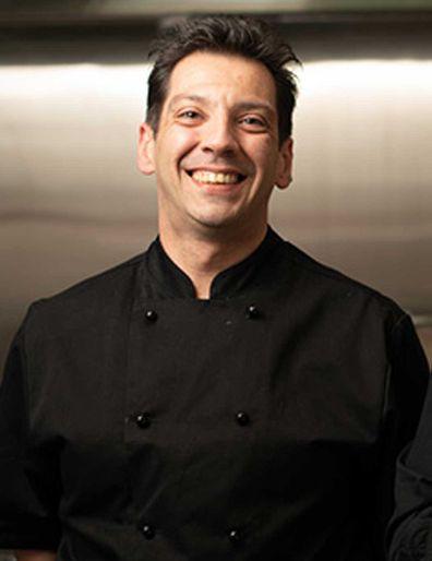 Chef Efren Gorni of Amore Ristorante
