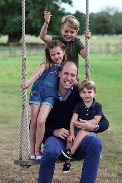 Prince William celebrates 38th birthday