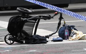 Police let Bourke Street killer pass after 'Mexican stand-off'