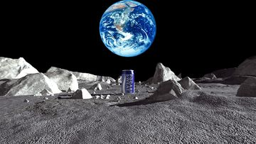 Sports drink to get its own moon landing