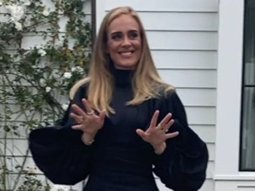 Adele, weigh loss, photo