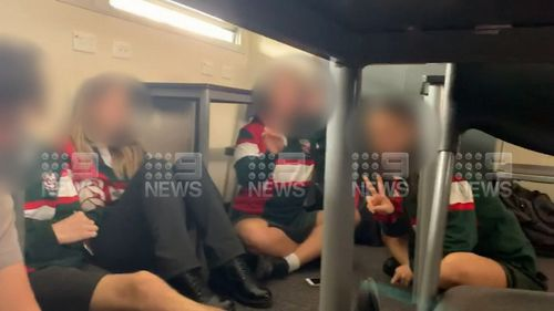 Juvenile 'armed with baseball bat' in custody after Kelvin Grove State College put in lockdown