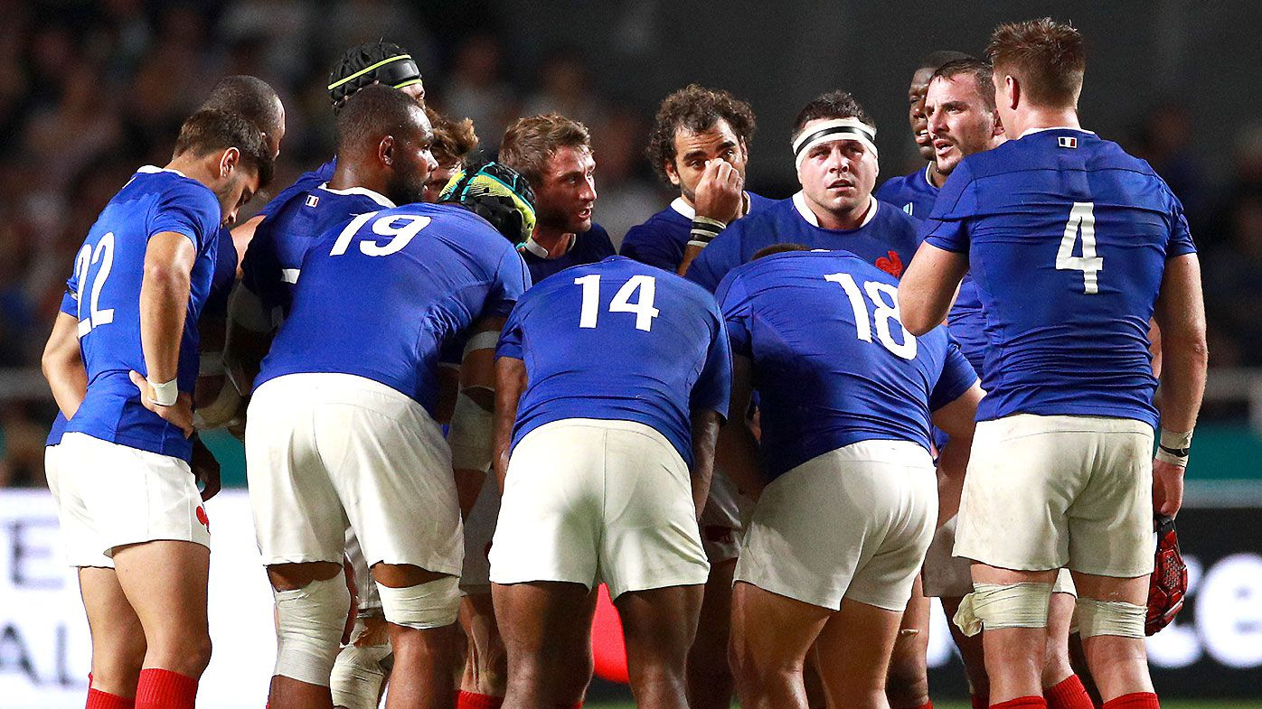 France star Bernard Le Roux admits team was 'surprised' by USA in Rugby World Cup clash