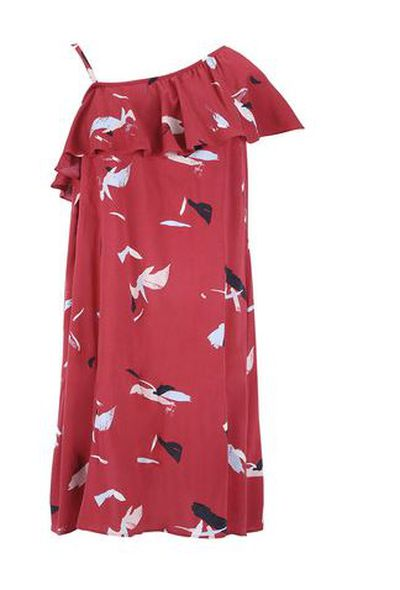 "<a href=""http://www.kmart.com.au/product/plus-size-frilled-midi-dress/1831301"" target=""_blank"" draggable=""false"">KMart Plus Size Frilled Midi Dress, $22.</a>"