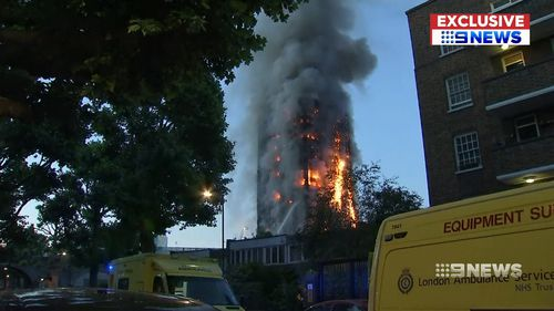 The audit began after the Grenfell Tower tragedy where 72 died.