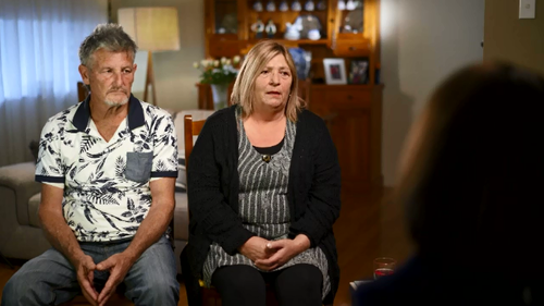 Matthew's parents Peter and Julie have waited years for answers.