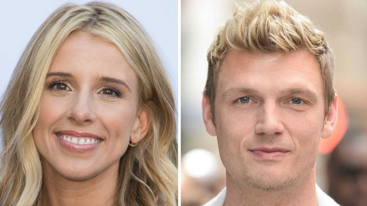 Melissa Schuman files police report against Nick Carter following rape accusation
