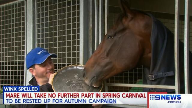 Spring Carnival over for Winx