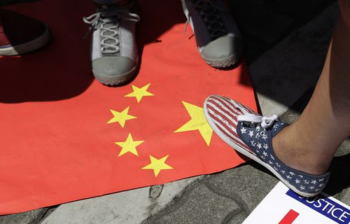 USA  provoking us - China warns