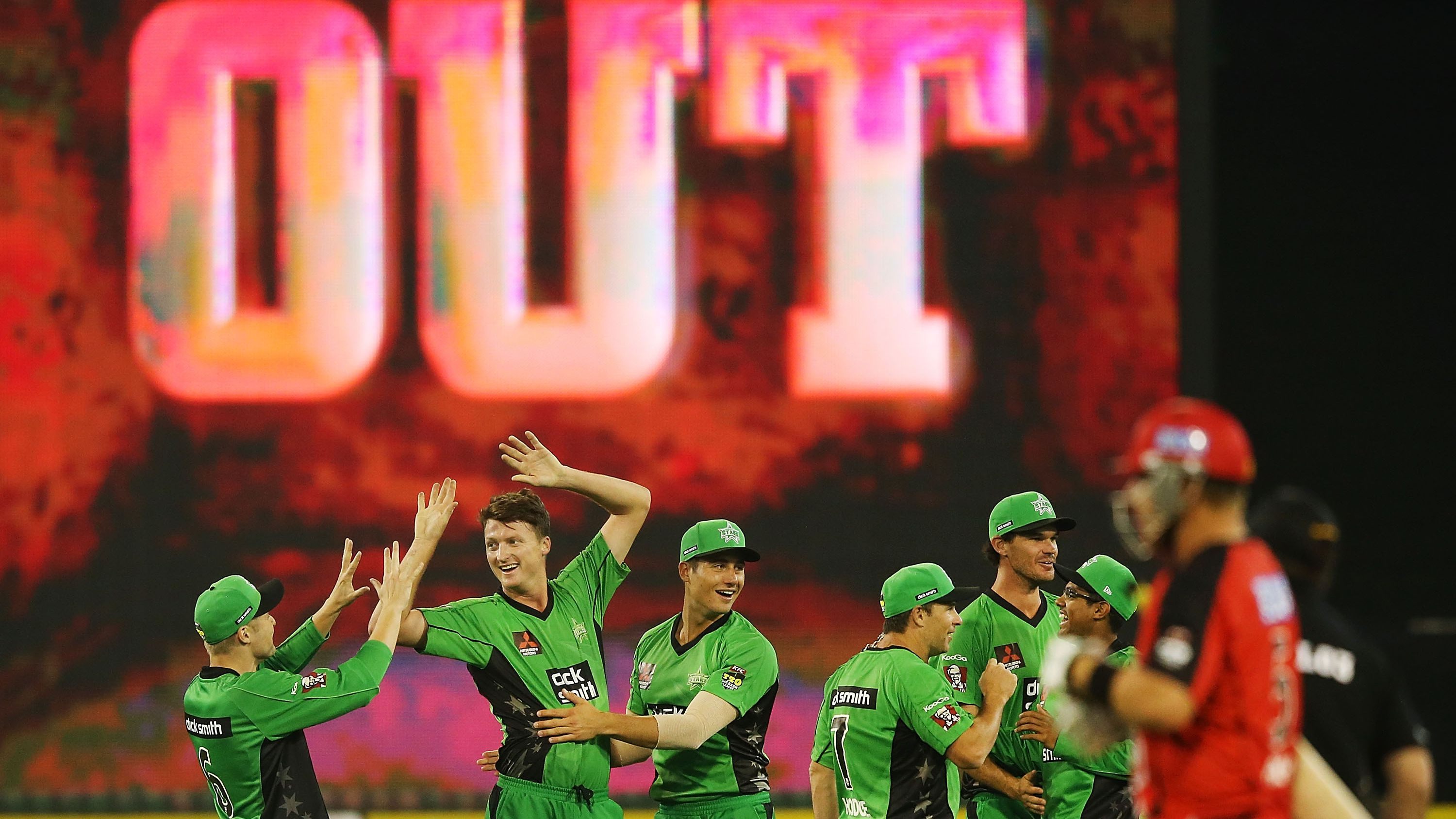 The BBL's two Melbourne teams will continue to use Australia Day in their promotions