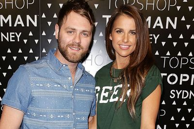 """Looks like Twitter attacks are contagious! Brian's new wife <b>Vogue Williams</b> is already displaying Brian-esque levels of cattiness after slamming his ex Delta for singing about her failed relationship with Brian on her new album.<br/>""""You say you don't want to discuss your personal life so DON'T!"""" she tweeted. """"But please stop using it to promote yourself it's embarrassing ... #fake""""."""