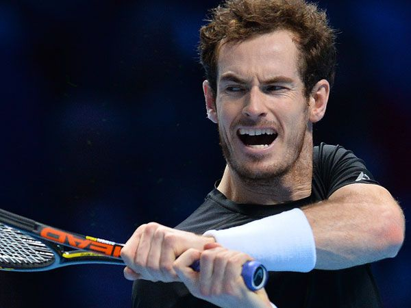 Andy Murray. (AFP)