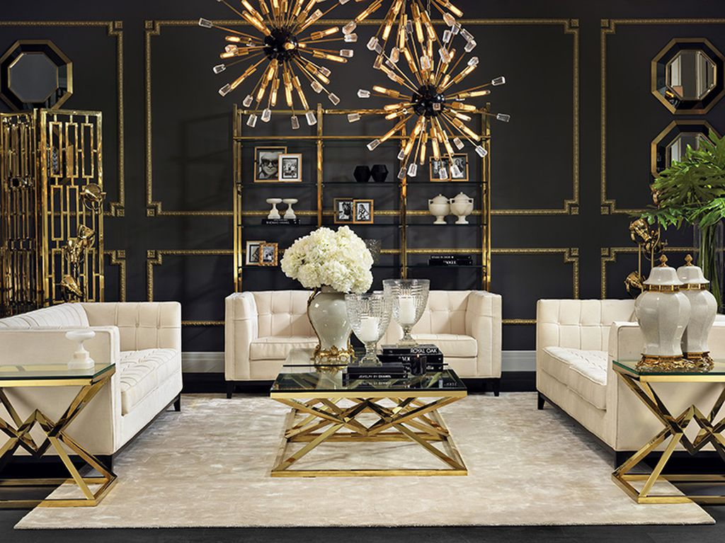 How To Get Art Deco Style In Your Home According To Bethany James