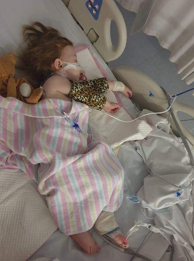 Rein hospital resting