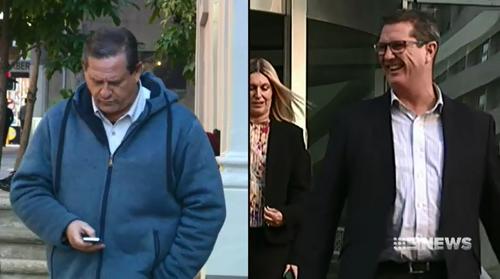 Ambrose John Clarke, 54, and Xavier Gerard Clarke, 52 were found guilty of murdering a former business associate after a four month retrial.