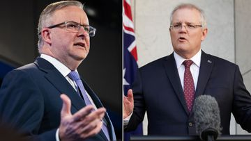 Labor 'fear mongering' over dire JobKeeper claims, says PM