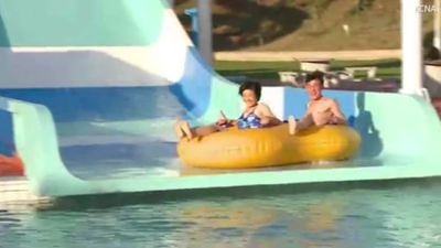 Inside Kim Jong-Un's water park for the elite