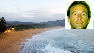 Fugitive Darko Desic had been sleeping rough in the sand dunes at Avalon beach before turning himself in.