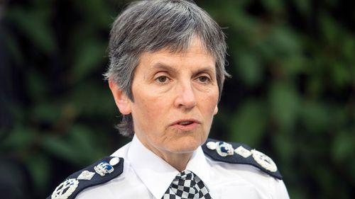London Metropolitan Police Commissioner Cressida Dick. (AAP)
