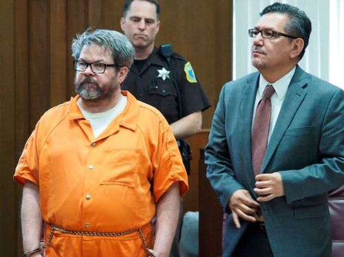 Uber driver who killed six in Michigan shooting rampage sentenced to life in prison
