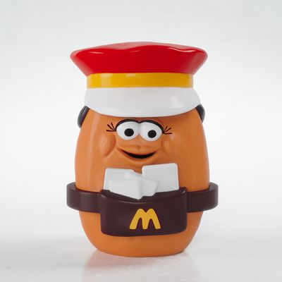Mail Carrier McNugget (McDonald's): 1988