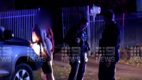 Ipswich street brawl shooting