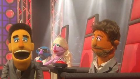 Watch: <i>Sesame Street</i> does <i>The Voice</i>