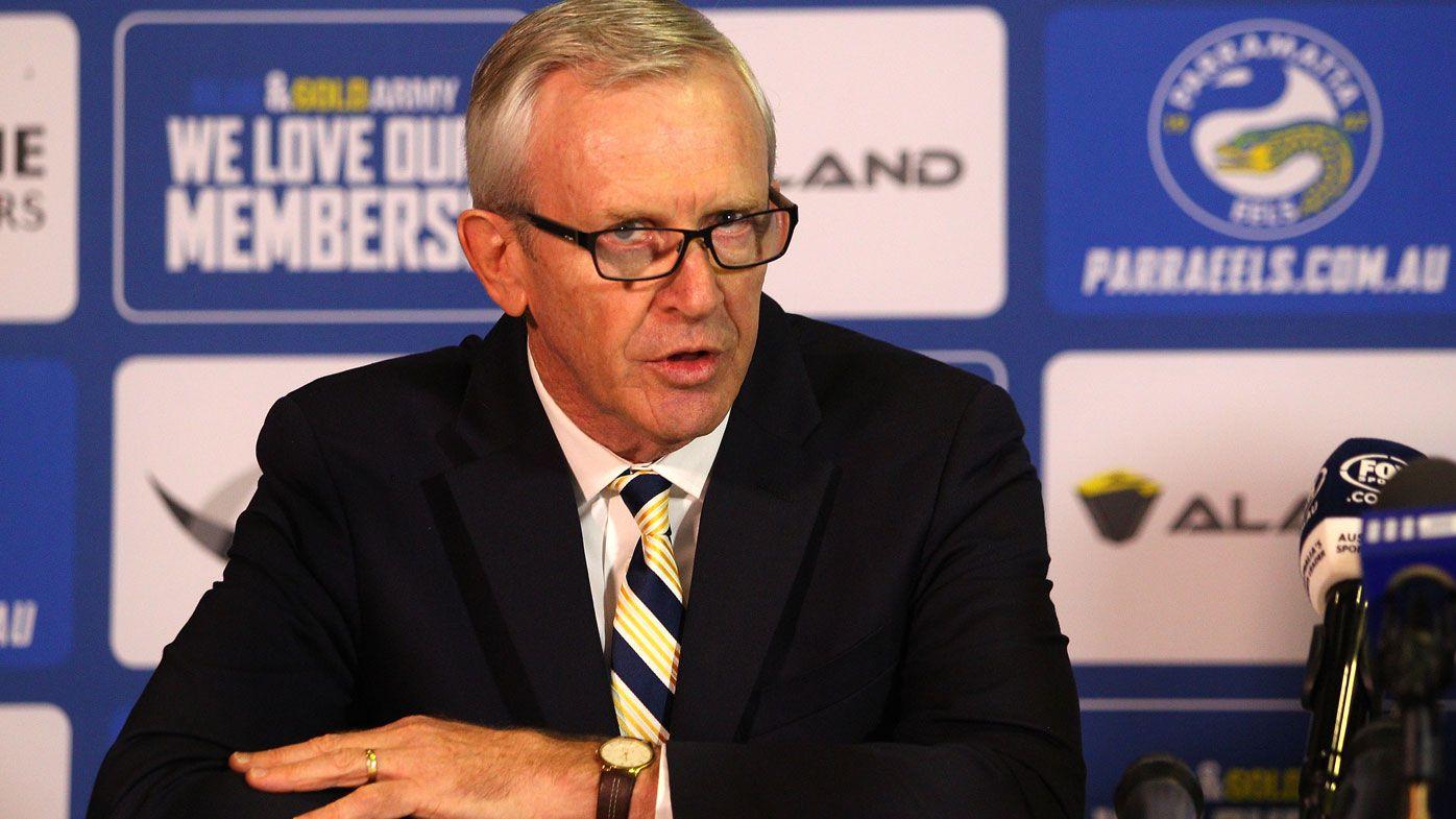Eels return home with NRL stadium deal