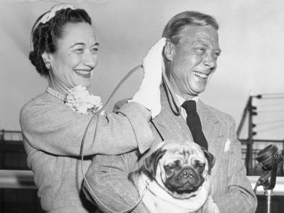 British royal family scandals: King Edward VIII marrying a divorcee