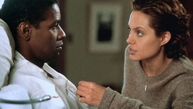 The Bone Collector Denzel Washington Angelina Jolie