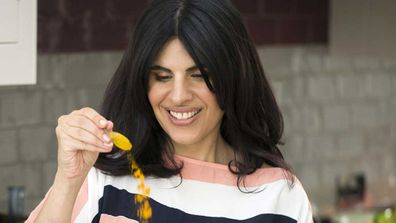 Anjum Anand, cookbook author and TV presenter